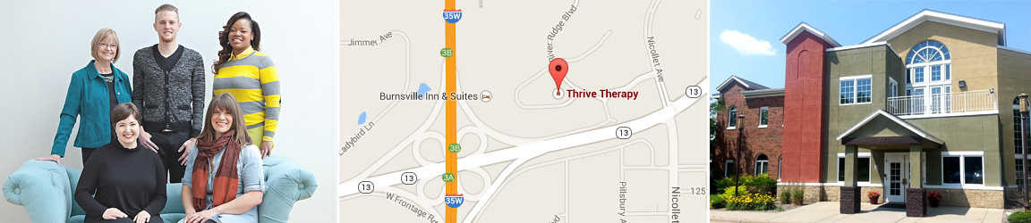 Click for Directions to Thrive Therapy